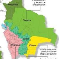 Bolivia ecoregions 101