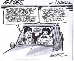 How to handle inflation, subsidies? November Bolivian Economics 101