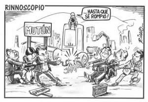 el mutun El Diario 18 Jul 12