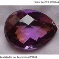 The Bolivianita jewel's beginnings... TKS to the Gott brothers