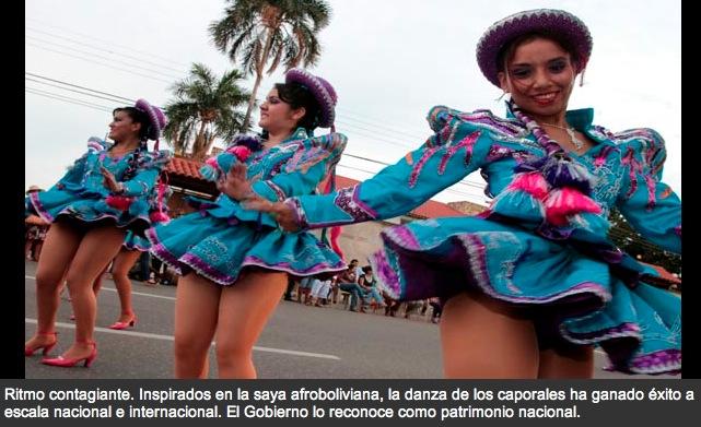 Caporales 2013