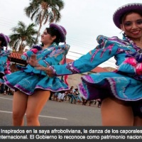 Bolivian folklore 101: Caporales dance, how it was created!