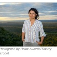 Erika Cuellar: Bolivian pride! one of National Geographic's explorers!!