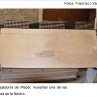 Bolivian pioneers in the manufacture of ecological wood - MADEC