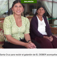 """Nancy Kasai Janko: Confessions of the """"pollera"""" doctor awarded by El Deber"""