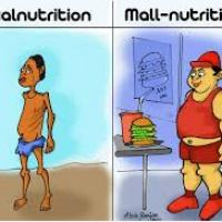Bolivia faces malnutrition and obesity!