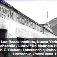 The history of the Bolivian Schindler