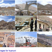 Huanuni mine affects four municipalities with pollution