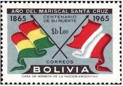 confederacion Bolivia Peru