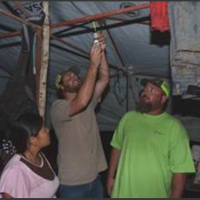 Arkansas people help bring light to Guayaramerin population