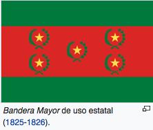primera bandera bolivia