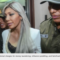 Bolivia: President Evo Morales' Ex-Girlfriend to Face Six Criminal Charges