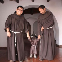 MEET FRIAR MOUSTACHE, A FOUR-LEGGED MONK IN BOLIVIA