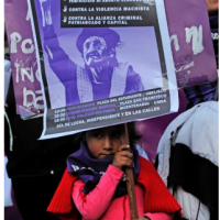 Acknowledging a main source of why Bolivia became Home to Latin America's Highest Rates of Sexual Violence