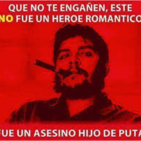 "The real ""che"" ... what he thought about Bolivia and his inner self ... in pictures and the names of our Bolivians killed by him!"