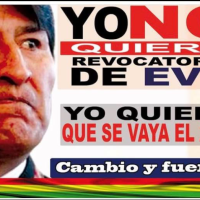 The World must know: Rejection of intention to re-nominate Evo Morales