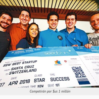 NetBits, a Bolivian startup, wins competition and goes to Switzerland