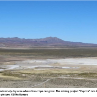 The Silent Advance of Chinese Mining in Bolivia Worsens Water Scarcity and Pollution