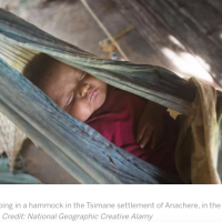 Tsimané of Bolivia: Parents in a Remote Amazon Village Barely Talk to Their Babies—and the Kids Are Fine