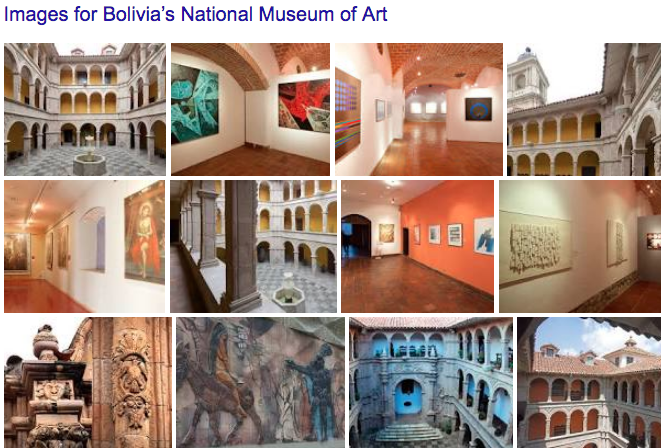 Spain Helps Restore Another Part of Bolivia's National Museum of Art on swiss home design, egyptian home design, jamaican home design, liberian home design, american home design, belgian home design, saudi home design, moroccan home design, iranian home design, pakistani home design, israeli home design,