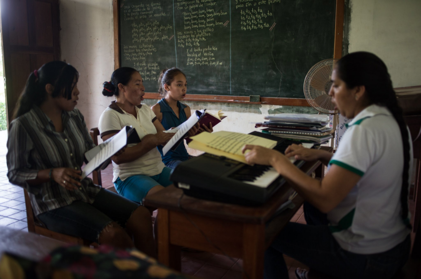 Jesuit Legacy in the Bolivian Jungle: A Love of Baroque Music