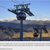 Bolivia's Mi Teleférico Is The Highest And Longest Cable Car Ride You Can Experience Right Now