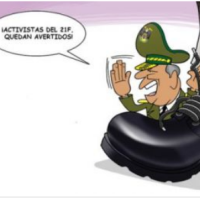 evo's MAS attacks the 21F collectives, Bolivia democracy is under serious peril!
