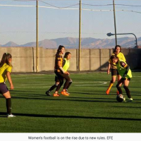 The reasons why women's football in Bolivia is on the rise