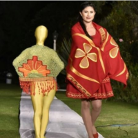 Bolivia arrives at exhibition in Paris with Aymara architecture and fashion