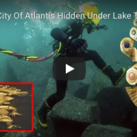 Ancient Hidden City Discovered Under Lake Titicaca