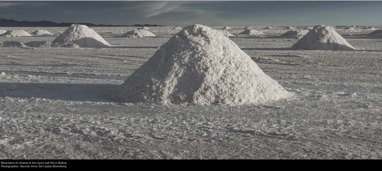 lithium market | Bolivian Thoughts in an Emerging World