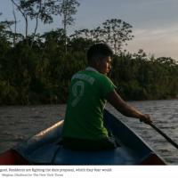 In Bolivia, Morales's Indigenous Base Backtracks on Support