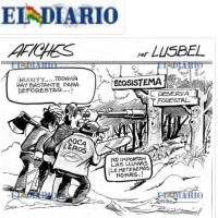 Bolivian coca growers despise Mother Nature!