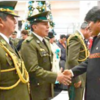 Corruption hits the Bolivian Police