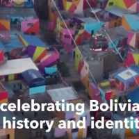 Bolivia's Most Colorful Neighborhood