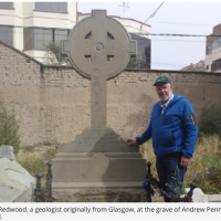 Lost graves of Scots miners found in abandoned Bolivian cemetery