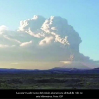 Bolivia suffers ash fallout from Peru volcanic eruption