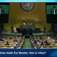 Bolivian leader Evo Morales: Hero or villain?