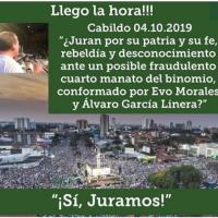 2019 Electoral Fraud in Bolivia!!! - evo hace fraude electoral en las elecciones 2019!!!