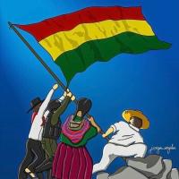 Bolivianos estamos más unidos que nunca‼️