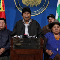 Bolivia in chaos after Evo Morales quits - THERE WAS NO COUP D'ETAT!