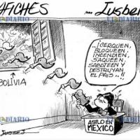 Evo Morales resigned! - ¡Renunció Evo Morales!