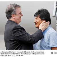 Evo Morales made Bolivia a narco state