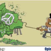 Bolivia víctima de periodistas mercenarios. CNN una completa vergüenza!