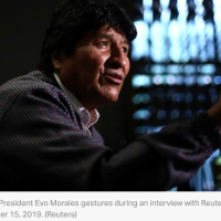 The Morales critics within Bolivia's indigenous community