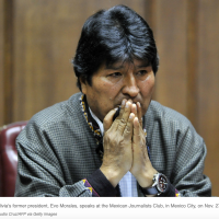 How Bolivia's Mighty Morales Has Fallen