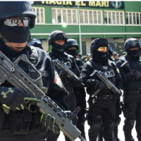 Bolivia unveils anti-terror unit to fight 'threatening' foreign groups
