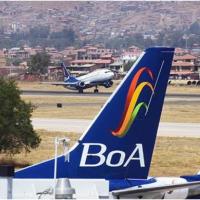 evo's legacy: had 52 now 12 international air routes - Legado de evo: de 52 a 12 rutas aéreas internacionales