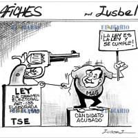 ¡Los masistas cavan su propia tumba! - Masistas dig their own grave!
