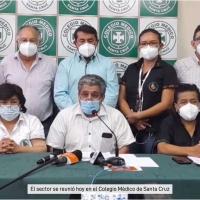 Continua paro de Salud - Health strike continues